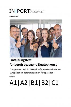Einstufungstest für berufsbezogene Deutschkurse